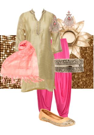 LOOK RAVISHING THIS LOHRI WITH LIMEROAD