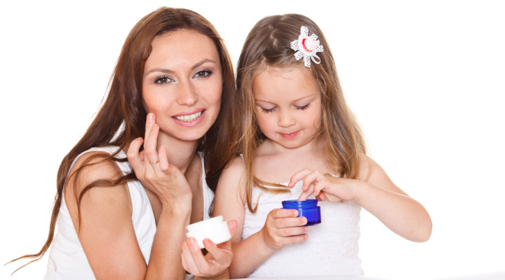 DRY SKIN IN CHILDREN HEALED THE NATURAL WAY