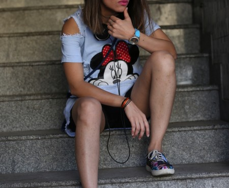 SUMMER FASHION- MINNIE, MUSIC AND YOU