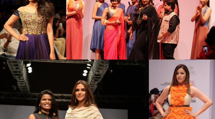 INDIA RUNWAY WEEK 2016- A SYNOPSIS