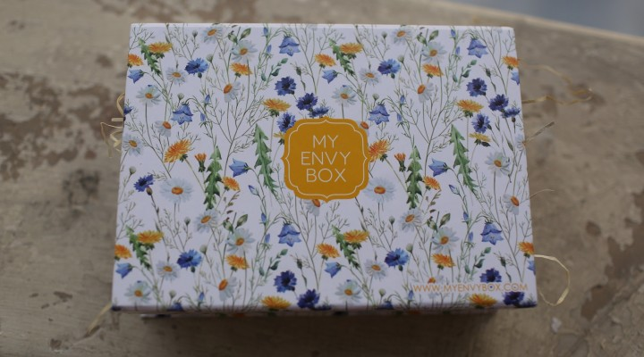 THE JUNE BEAUTY BOX REVIEW – MY ENVY BOX