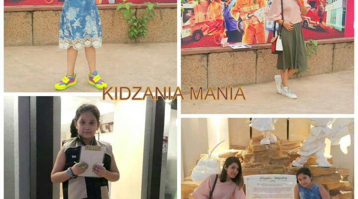 A FUN DAY AT THE CITY FOR KIDS- KIDZANIA