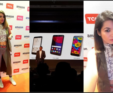 TCL 560 MAKES A STYLISH FORAY IN INDIA!