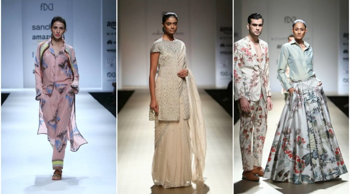 BEST OF FASHION FROM DAY 2 AND DAY 3 AT THE AIFW SS'17