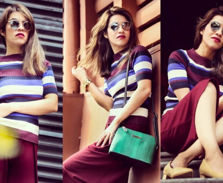 GO BOLD- THE STRIPE THEORY THIS SPRING