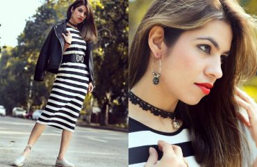 black and white stripes, GAP, fashion blog, colossal closet, stripes fashion