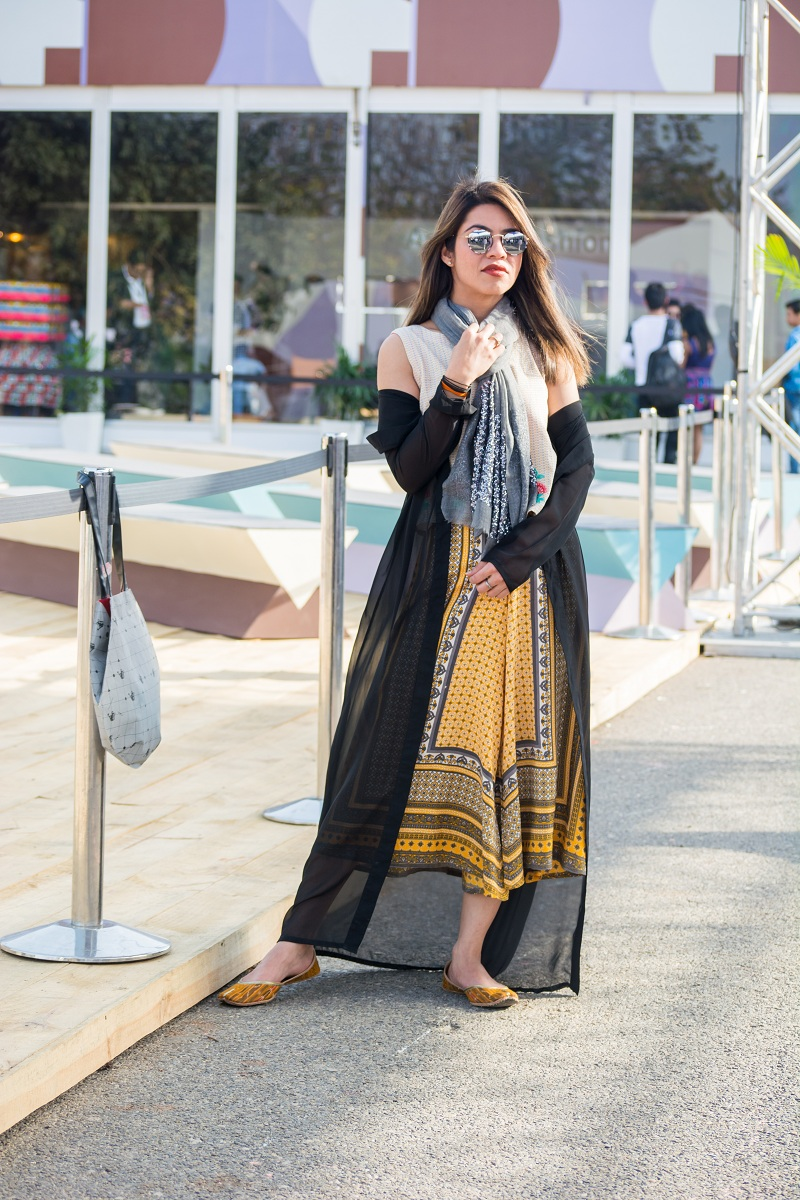 colossal closet, fashion blogger, AIFW, fdci, wiw, outfit, ootd, aifwaw17