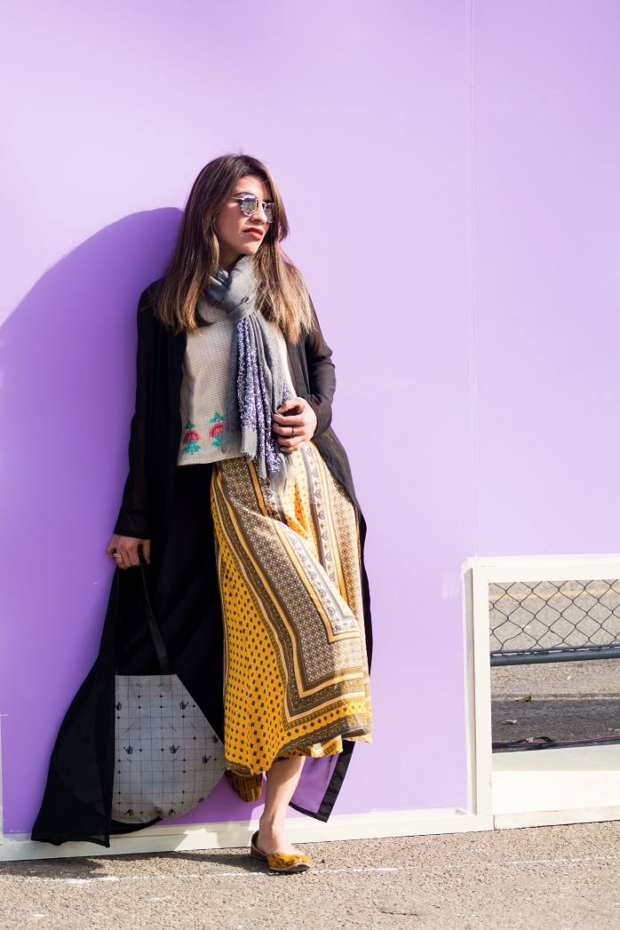 colossal closet, fashion blogger, AIFW, fdci, wiw, outfit, ootd, aifwaw17, mansi