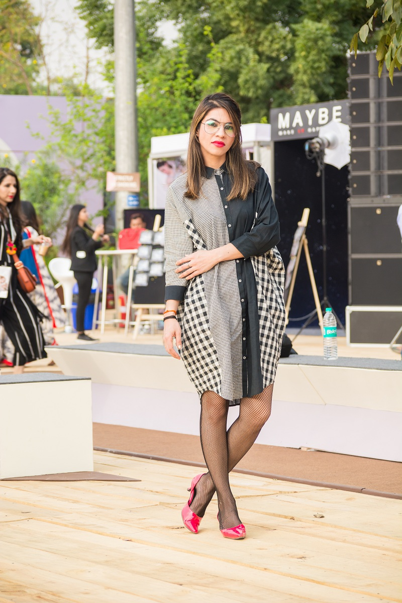 colossal closet, fashion blogger, AIFW, fdci, wiw, outfit, ootd, aifwaw17, soham dave