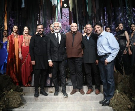 THE AIFW AW'17 FINALE- ALL THE ACTION FROM DAY 4