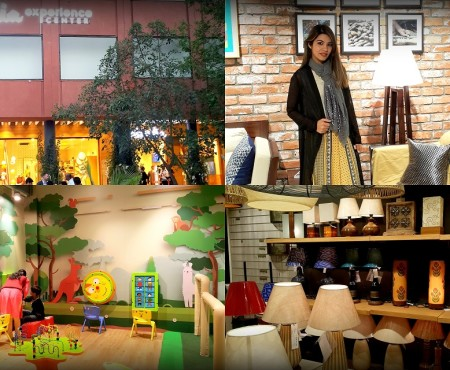 FABULOUSNESS FOR MOMS AND KIDS- THE FABINDIA EXPERIENCE CENTER