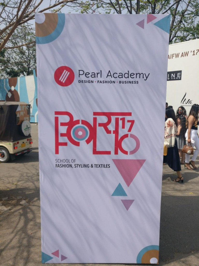 pearl portfolio, peral academy, aifwaw17, aifw, Amazon India Fashion Week. the Fdci