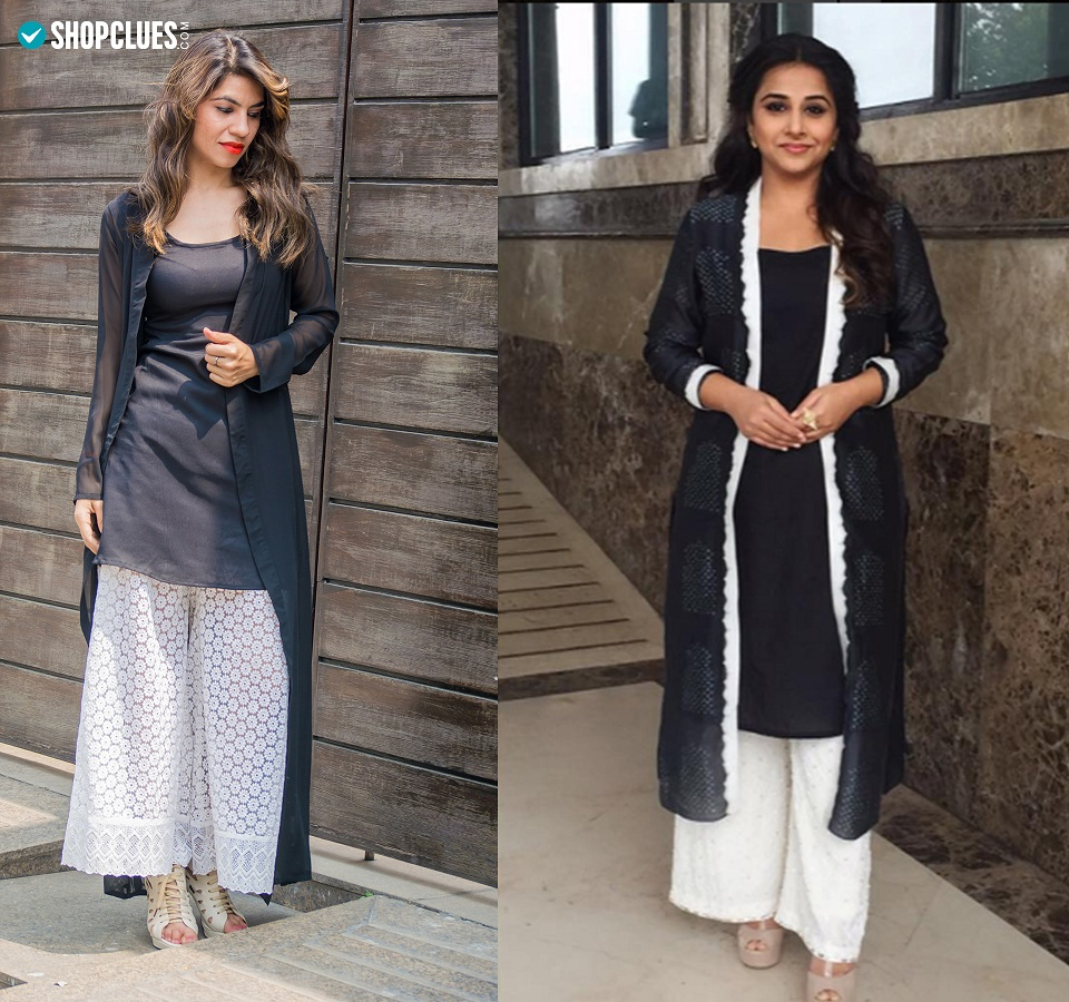 Celebrity looks, shopclues, online shopping, bollywood fashion, affordable fashion, celebrities, anushka sharma, sonam kapoor, parineeti chopra, vidya balan, alia bhatt