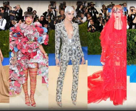 METGALA  2017: BEST DRESSED