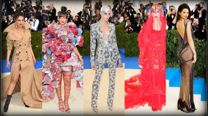 MET GALA  2017: BEST DRESSED