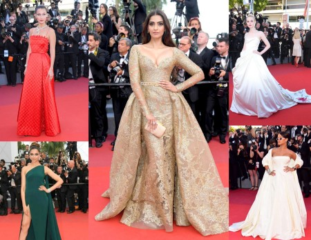 BEST DRESSED AT THE CANNES FILM FESTIVAL
