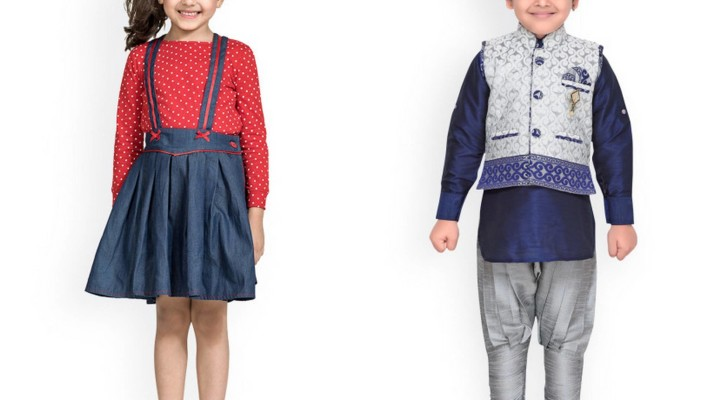 ITS KIDS FASHION TIME!