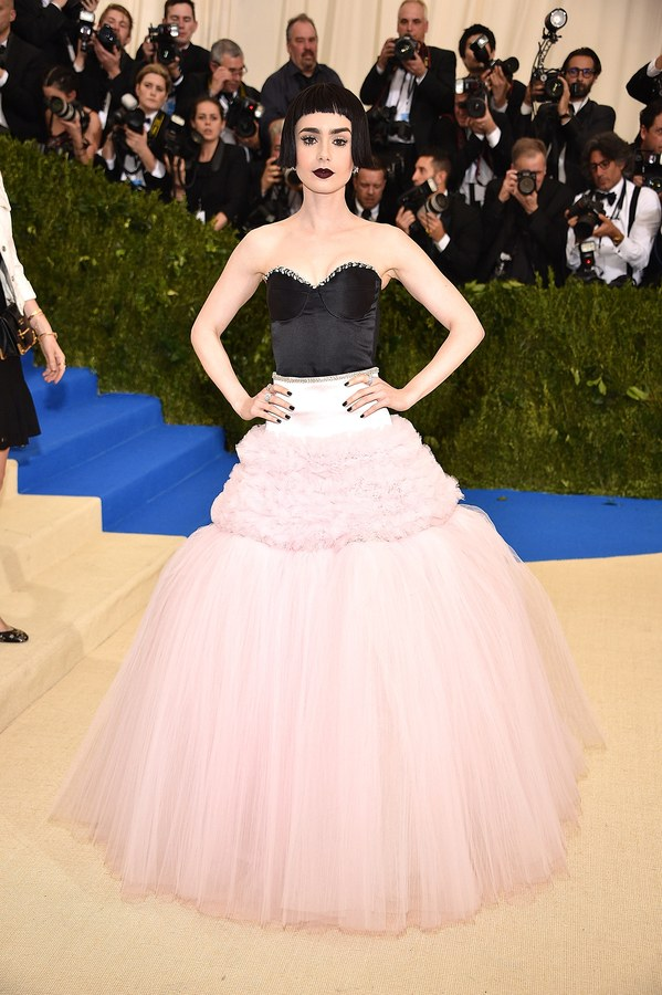 lily collins, Met gala2017, best dressed at met gala 2017, priyanka chopra, colossal closet, fashion blogger, fashion blog, mansi wadhwa
