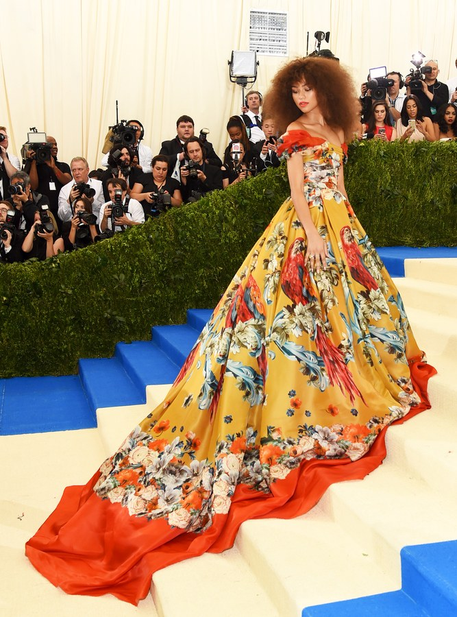 zendaya, Met gala2017, best dressed at met gala 2017, priyanka chopra, colossal closet, fashion blogger, fashion blog, mansi wadhwa