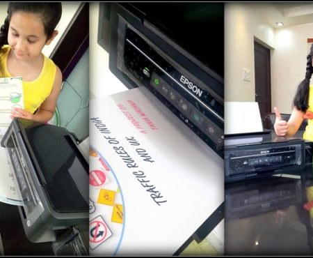 SCHOOL PROJECT WOES TURN INTO WOWS WITH EPSON PRINTERS
