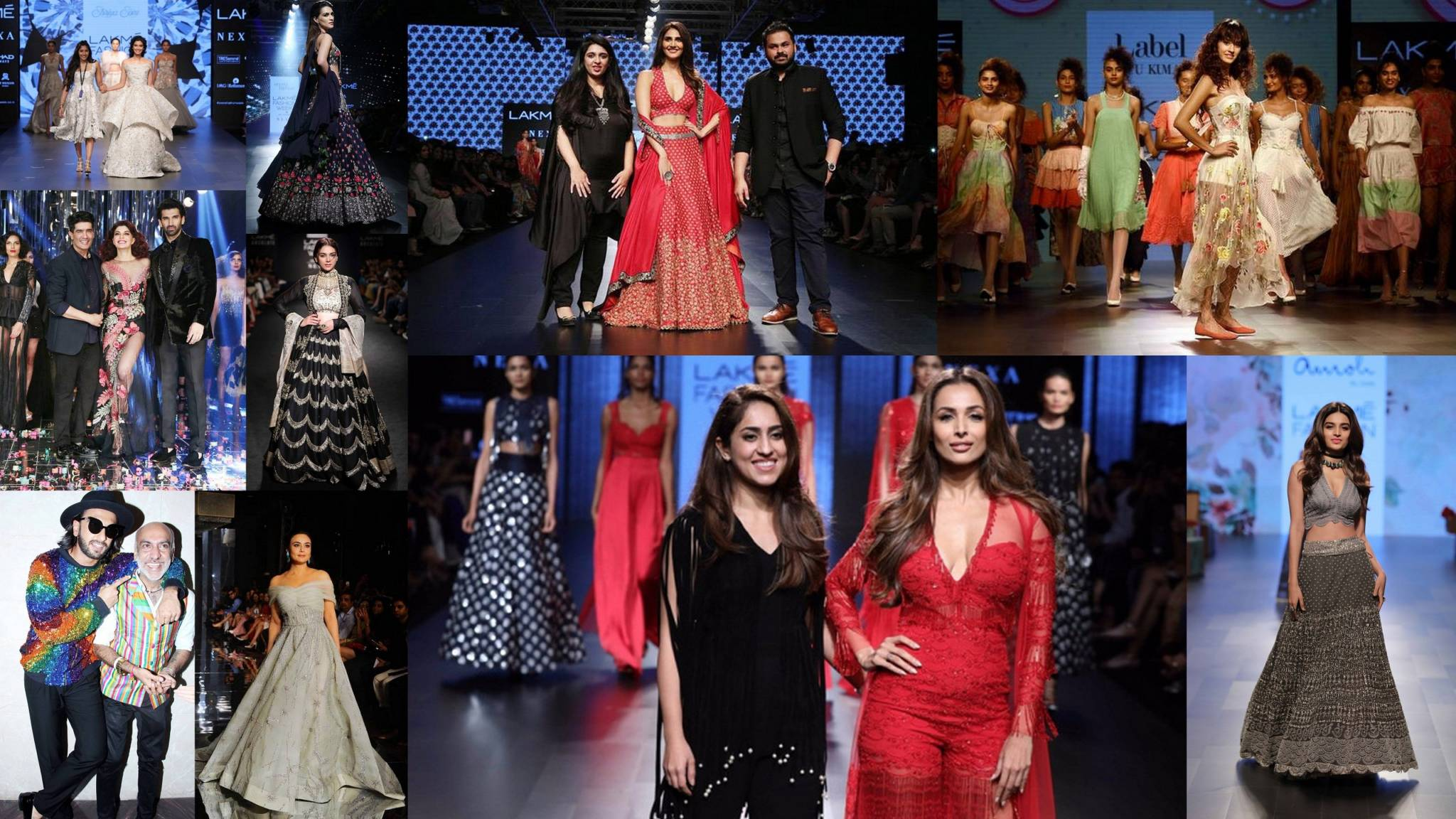lakme fashion week 2017, lfw 2017, lfw, fashion week, bollywood, star. aditi rao hydari, jacqueline fernandez, lakme fashion week winter festive 2017, manish malhotra, ranveer singh