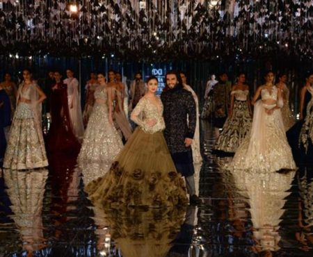 INDIA COUTURE WEEK BY FDCI