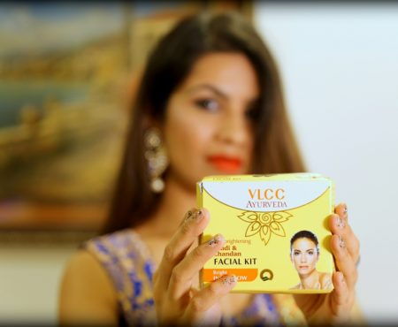 THE PERFECT SKINCARE THIS FESTIVE SEASON WITH VLCC AYURVEDA