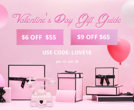 VALENTINE'S DAY 2018 ON ZAFUL