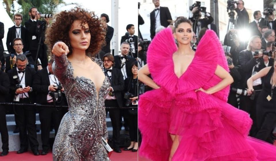 INDIAN BEAUTIES LIGHT UP CANNES FILM FESTIVAL