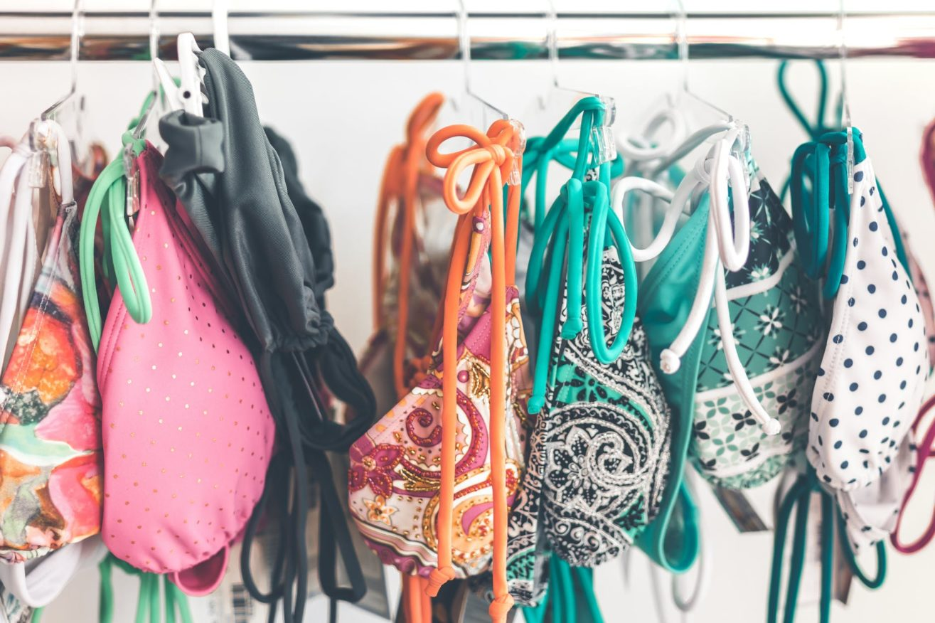 colossal closet, active wear, lingerie guide, fashion hacks